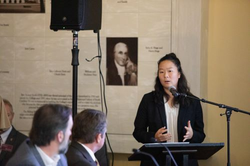 Rachel Kim, SAAC Chair